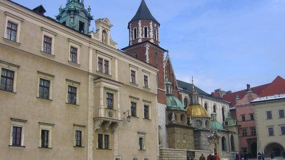 turystyka-atrakcje , Krakow Wawel, Kaplica zygmuntowska, Polska