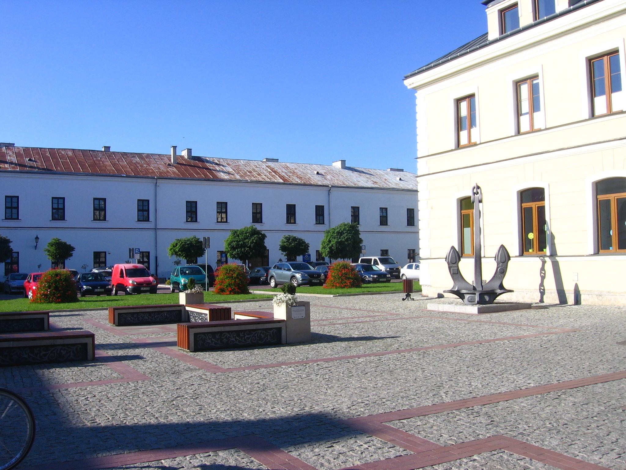 turystyka-atrakcje , Zamość, Rynek Solny w Zamościu, Zamość co zwiedzić