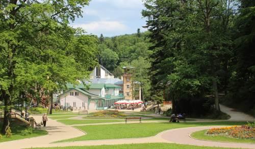 turystyka-atrakcje , beskid niski Iwonicz-Zdrój