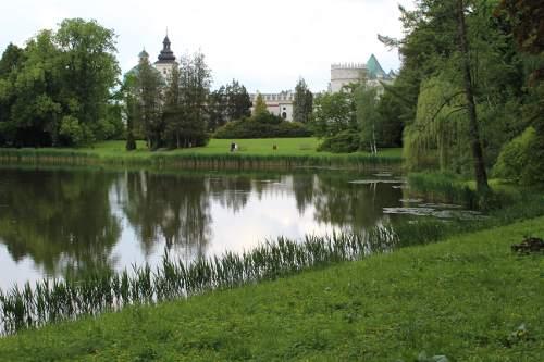 turystyka-atrakcje , Krasiczyn , zamek w Krasiczynie