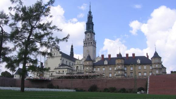 turystyka-atrakcje , Sanktuarium Matki Bożej JASNA GÓRA w Częstochowie