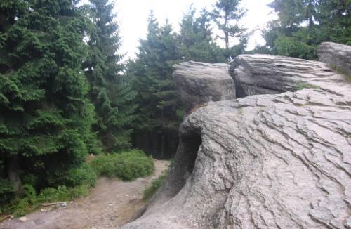 turystyka-atrakcje , beskid śląski, Malinowska Skała