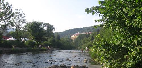 turystyka-atrakcje , beskid śląski, Brenna, Wisła