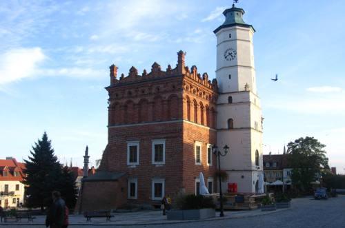 turystyka-atrakcje , Sandomierz, w Ratusz w Sandomierzu