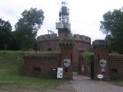 turystyka-atrakcje , polskie morze, Fort Anioła, zachodniopomorskie, Świnoujście