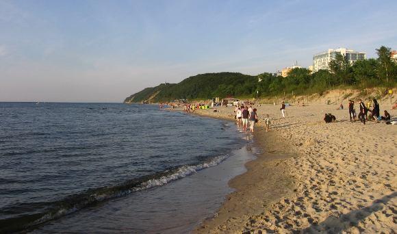turystyka-atrakcje , polskie morze, zachodniopomorskie, Międyzydroje, molo