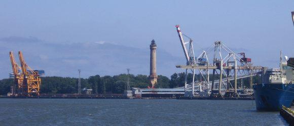 turystyka-atrakcje , polskie morze, zachodniopomorskie, Świnoujście atrakcje, latarnia morska