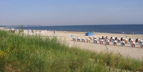 turystyka-atrakcje , polskie morze, zachodniopomorskie, Świnoujście, plaża